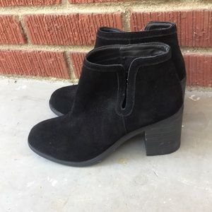 Urban Outfitters Maude Suede Bootie
